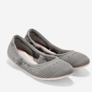 Cole Haan Zerogrand Stitchlite Ballet Flats Sz 8.5